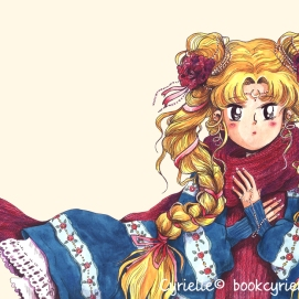 Usagi (Fan art de l'oeuvre de Naoko Takeuchi - Sailor Moon)